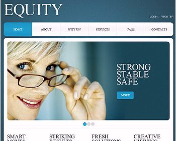 Equity Blue