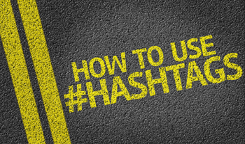 Using Hashtags with Twitter, Instagram and Facebook